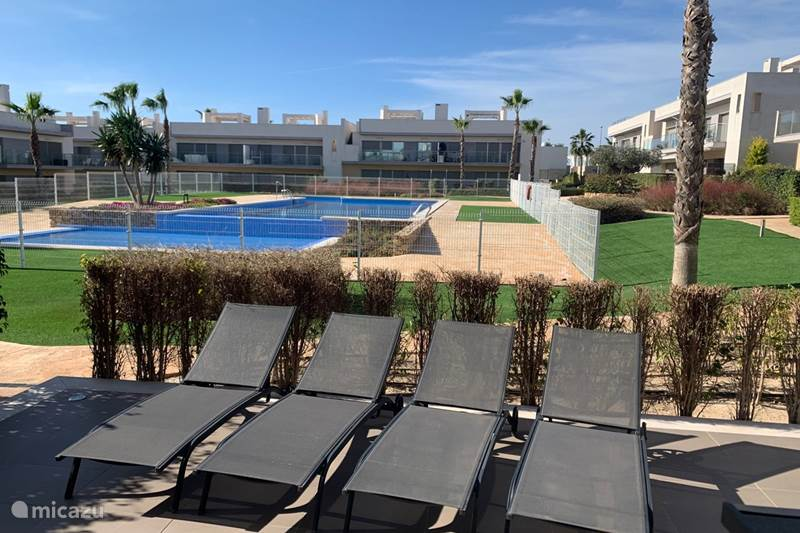 Vakantiehuis Spanje, Costa Blanca, Orihuela Appartement Stijlvol modern vakantieappartement