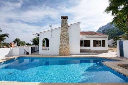 Vakantiehuis Spanje, Costa Blanca, Dénia finca Casa Bosch