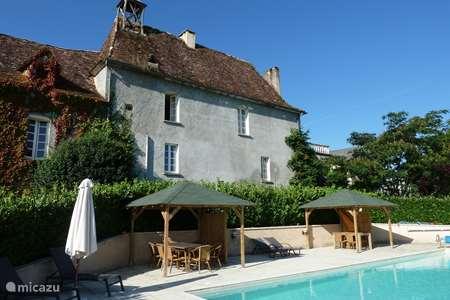 Vakantiehuis Frankrijk, Dordogne, Issac appartement  Gîte La Tour Domaine de Maziéras