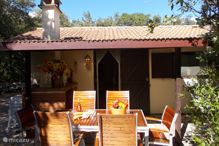 Vakantiehuis Frankrijk, Gard, Méjannes-le-Clap bungalow Tournesol
