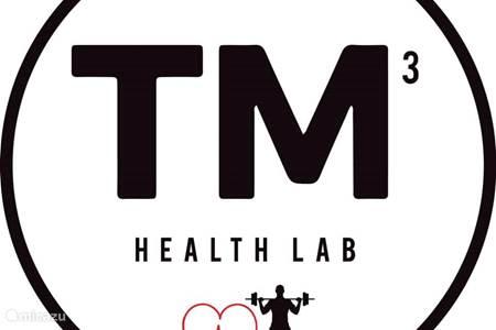 Fitness bij TM Health lab (in het dorp boven supermarkt Tigre)