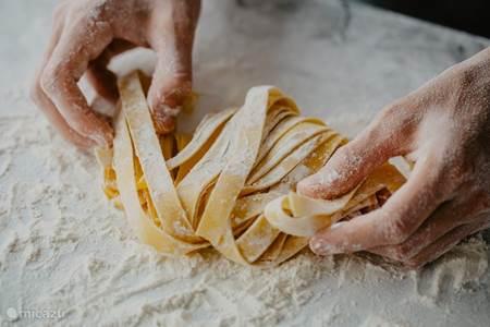 Kookworkshops 'pasta maken op traditionele wijze'