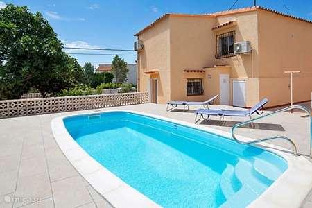 Ferienwohnung Spanien, Costa Blanca, Calpe villa Mi Pequeã
