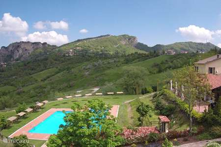 Vakantiehuis Italië, Emilia-Romagna, Novafeltria vakantiehuis Vakantiewoning Due