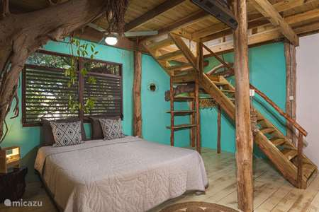 Vacation rental Curaçao, Curacao-Middle, Sint Michiel cabin / lodge Yuana