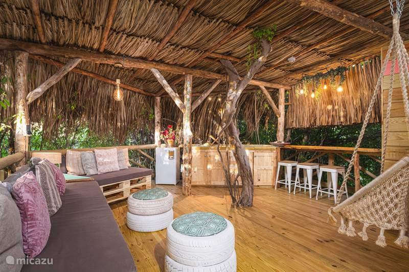 Vakantiehuis Curaçao, Curacao-Midden, Sint Michiel Blokhut / Lodge Yuana