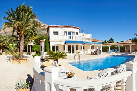 Vakantiehuis Spanje, Costa Blanca, Javea villa Casa Montgo