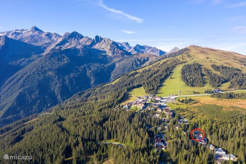 Vacation rental Austria, Salzburgerland, Krimml Chalet Chalet Zillertal Arena 2