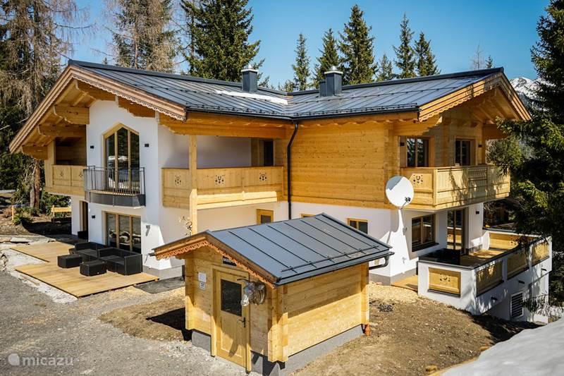 Vacation rental Austria, Salzburgerland, Krimml Chalet Chalet Zillertal Arena 1