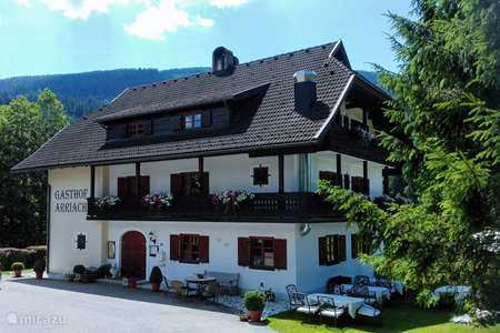 Vakantiehuis Oostenrijk – pension / guesthouse / privékamer 1.1  kamer met balkon