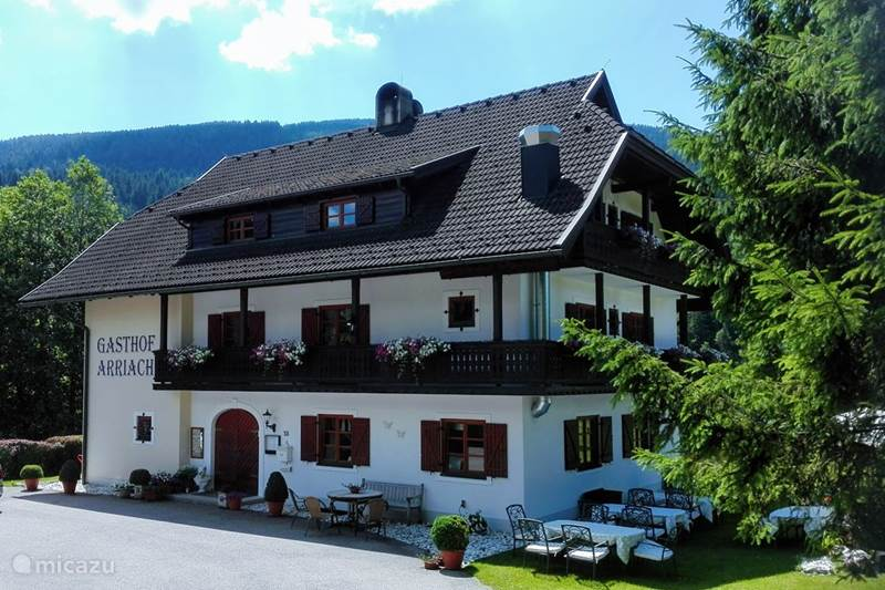 Vakantiehuis Oostenrijk, Karinthië, Arriach Pension / Guesthouse / Privékamer 1.1  kamer met balkon