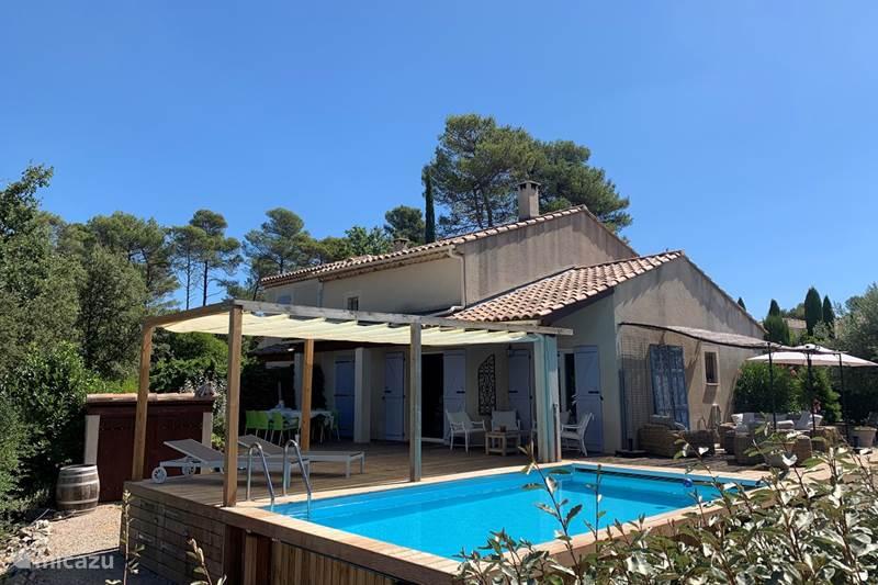 Vakantiehuis Frankrijk, Var, Nans-les-Pins Vakantiehuis Villa Grillon