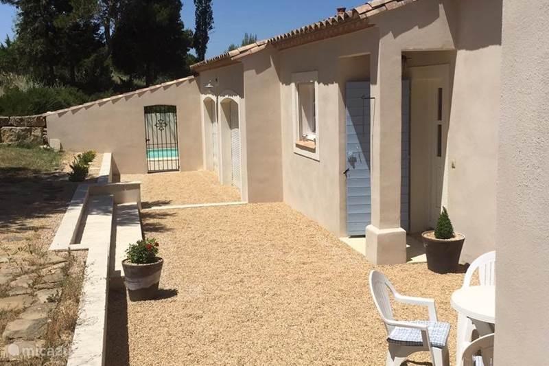 Vakantiehuis Frankrijk, Aude, Bouilhonnac Vakantiehuis Hieros Naouto