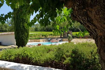 Vacation rental France, Var, Lorgues villa Bastide Poulailler