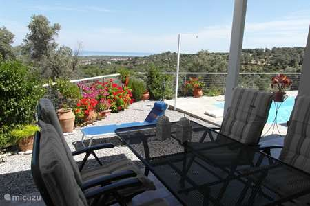 Vakantiehuis Griekenland, Kreta, Rethymnon appartement Spiti Iphigenia