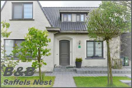 Vacation rental Belgium, East Flanders, Lochristi holiday house Saffles Nest