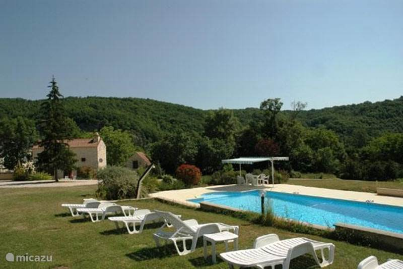 Vacation rental France, Dordogne, Dégagnac Holiday house Le Petit Duc