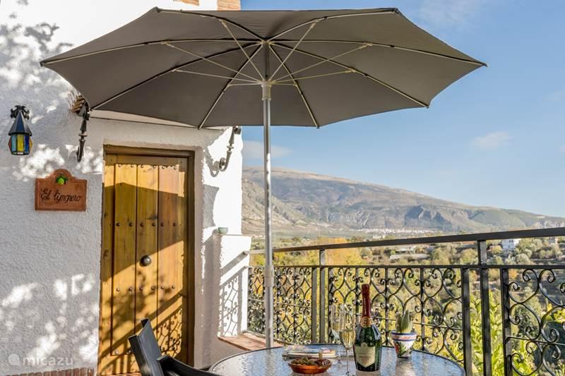 Vakantiehuis Spanje, Andalusië, Durcal Vakantiehuis El Valle, casa El Limonero