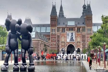 Amsterdam de hoofdstad van Nederland
