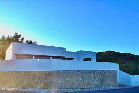Vakantiehuis Spanje, Costa Blanca, Benitachell - villa Villa Jane
