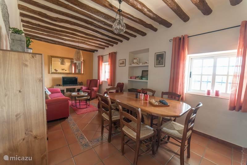 Vakantiehuis Spanje, Andalusië, Durcal Vakantiehuis El Valle, casa El Laurel