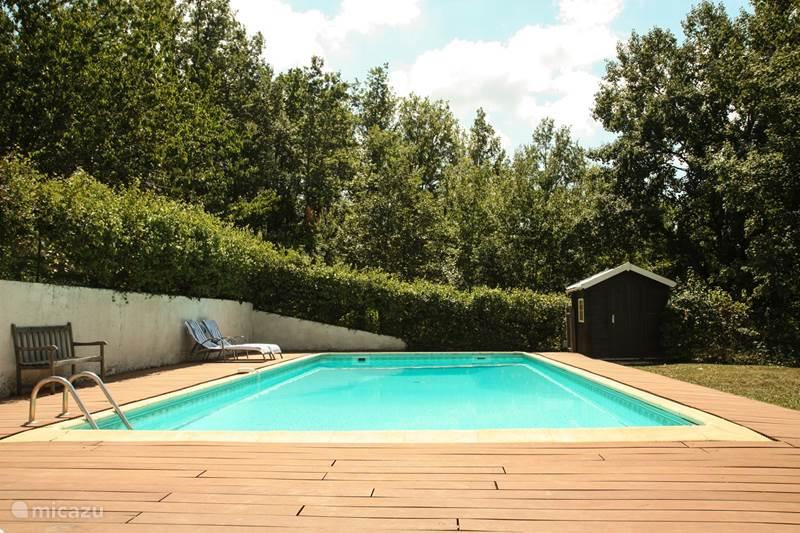 Vakantiehuis Frankrijk, Lot, Pontcirq Vakantiehuis Le Rege