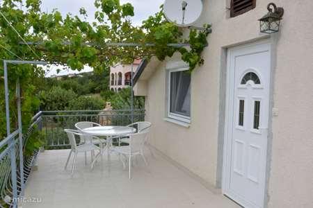 Vakantiehuis Kroatië – appartement Appartement Zvijezda
