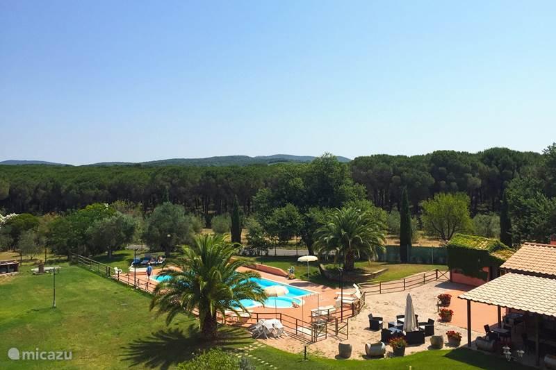 Vakantiehuis Italië, Toscane, Piombino Appartement Brancatelli