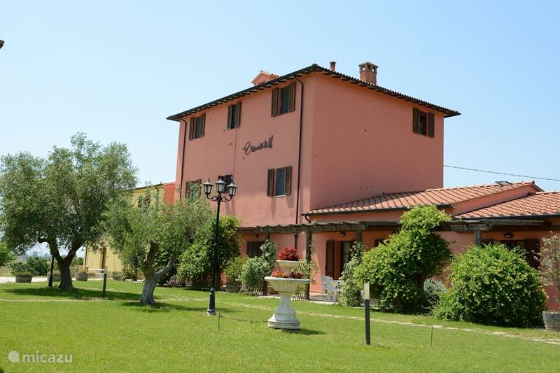 Vakantiehuis Italië, Toscane, Piombino Appartement Villa Brancatelli Segreto