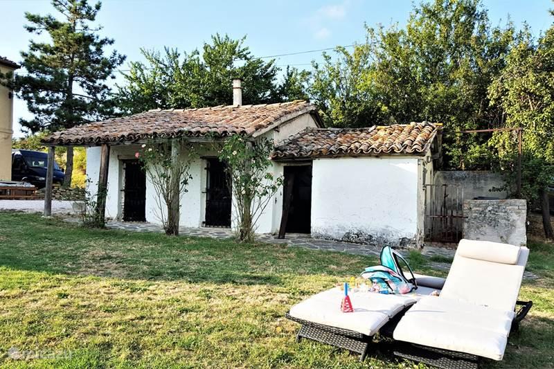 Vakantiehuis Italië, Marche, San Lorenzo In Campo Bed & Breakfast Villa San Vitale Bed & Breakfast 2p