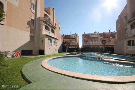 Vacation rental Spain, Costa Blanca, Torrevieja apartment Casa Panadera