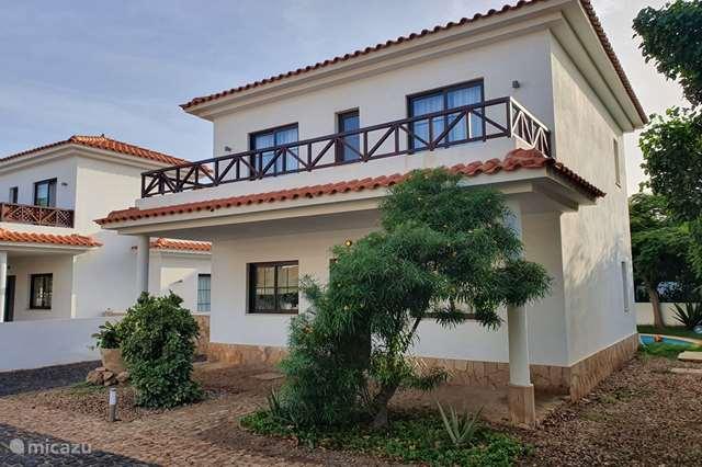 Vacation rental Cape Verde – villa Dream villa with private swimming pool