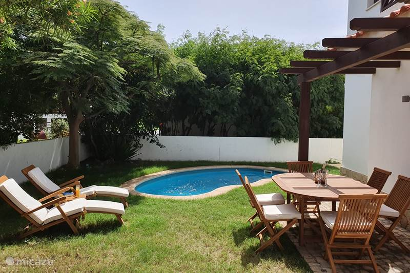 Vacation rental Cape Verde, Ilha Do Sal, Santa Maria Villa Dream villa with private swimming pool