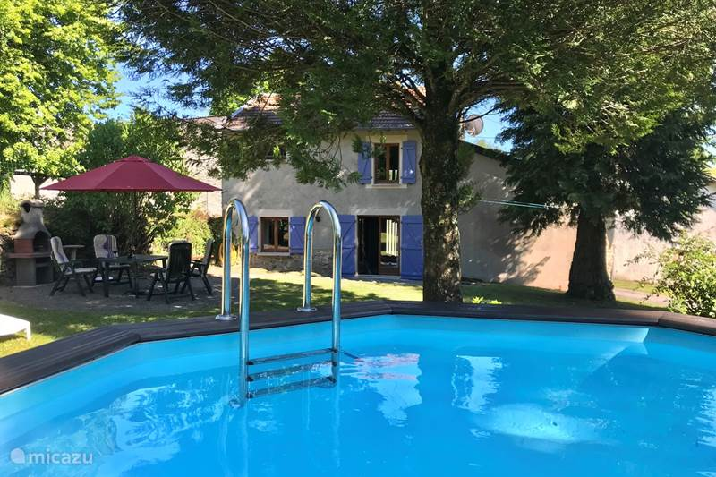 Vakantiehuis Frankrijk, Haute-Vienne, Bersac-sur-Rivalier Vakantiehuis Gite Bersac