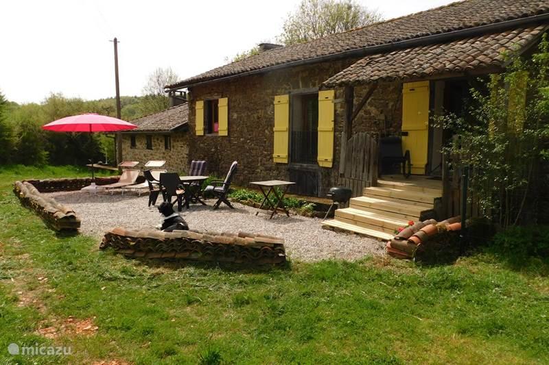 Vakantiehuis Frankrijk, Haute-Vienne, Oradour-sur-Vayres Gîte / Cottage Le Marron