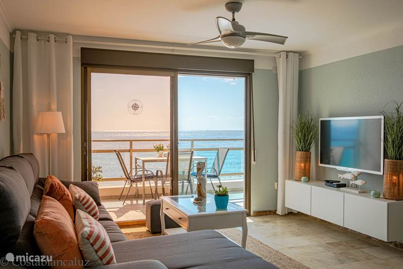 Vacation rental Spain, Costa Blanca, Calpe Apartment Beach apartment Twelve Pelican