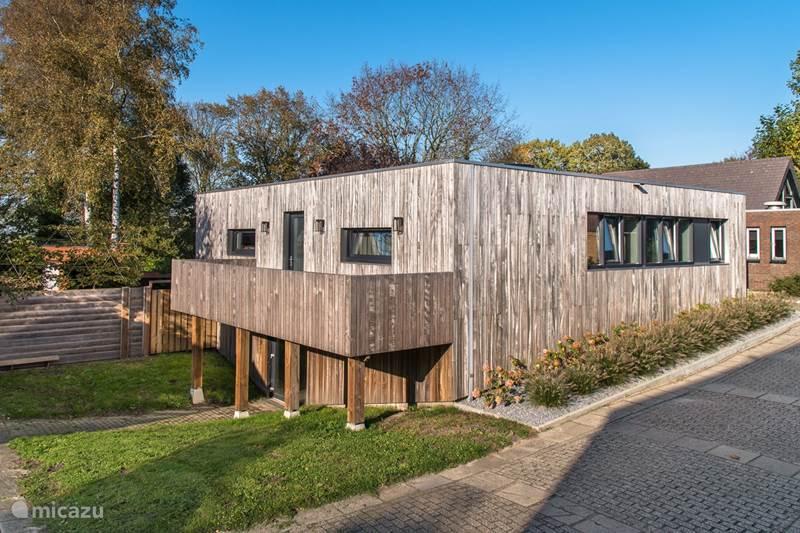 Vakantiehuis Nederland, Friesland, Rijs Villa Bosvilla De Paradijsvogel