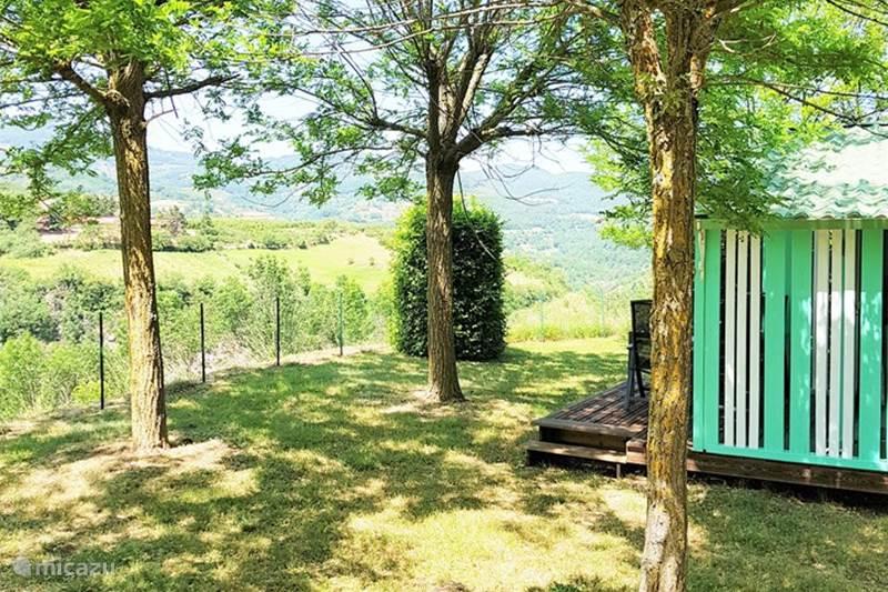 Vacation rental France, Ardèche, Lamastre Chalet Chalet Les Roches