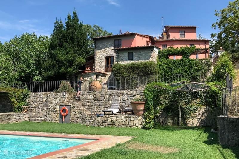 Vakantiehuis Italië, Toscane, Bagno a Ripoli Villa Casa Toscane