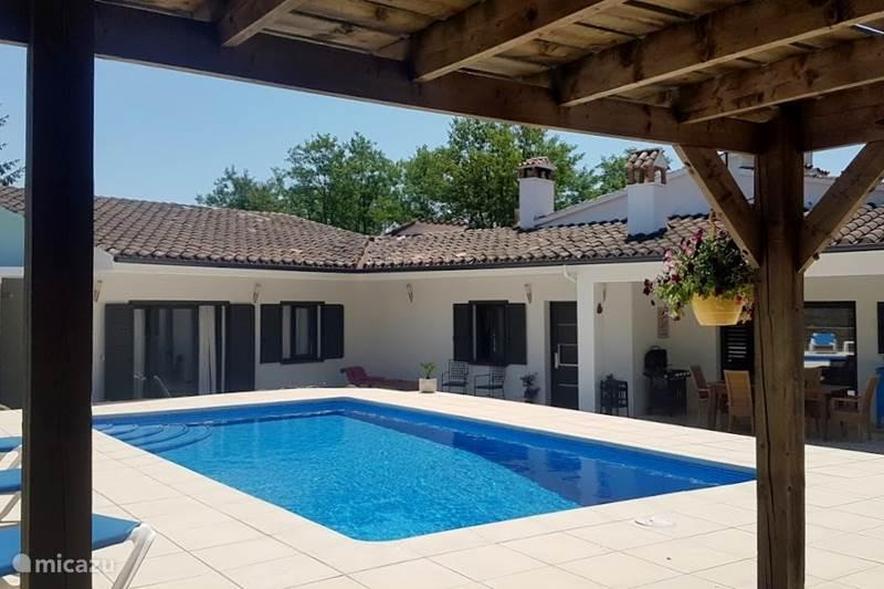 Vakantiehuis Spanje, Costa Brava, Llagostera Villa Can Aurora