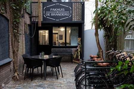 Vakantiehuis Nederland, Drenthe, Meppel stadswoning Pakhuis de Branderij