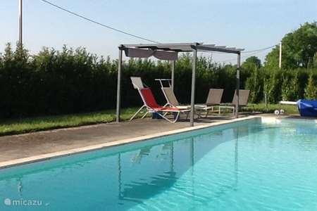Vakantiehuis Frankrijk, Gers – stacaravan Lola