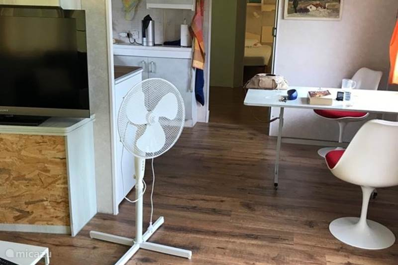 Vacation rental France, Gers, Maupas Mobile home Lola