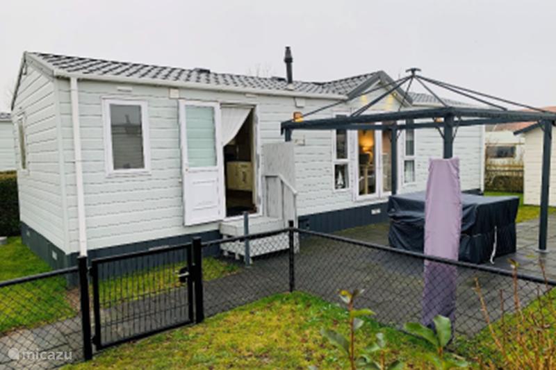 Vakantiehuis Nederland, Zeeland, Scharendijke Chalet Chalet Brouwersdam