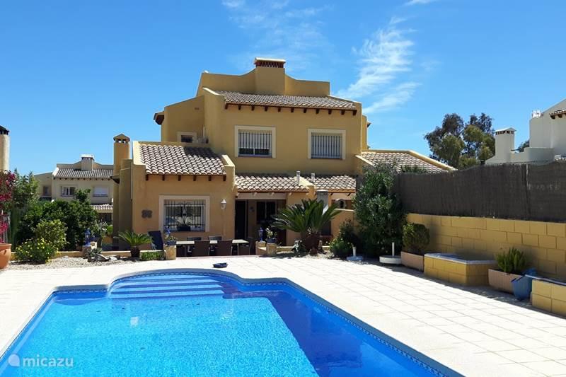 Vakantiehuis Spanje, Costa Blanca, La Nucia Vakantiehuis Colina Casa