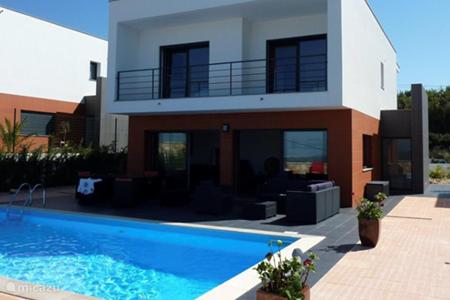 Vakantiehuis Portugal, Costa de Prata, Obidos - villa Casa da Lagoa