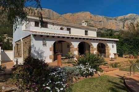 Vakantiehuis Spanje, Costa Blanca, Javea finca Prachtige finca met privé zwembad