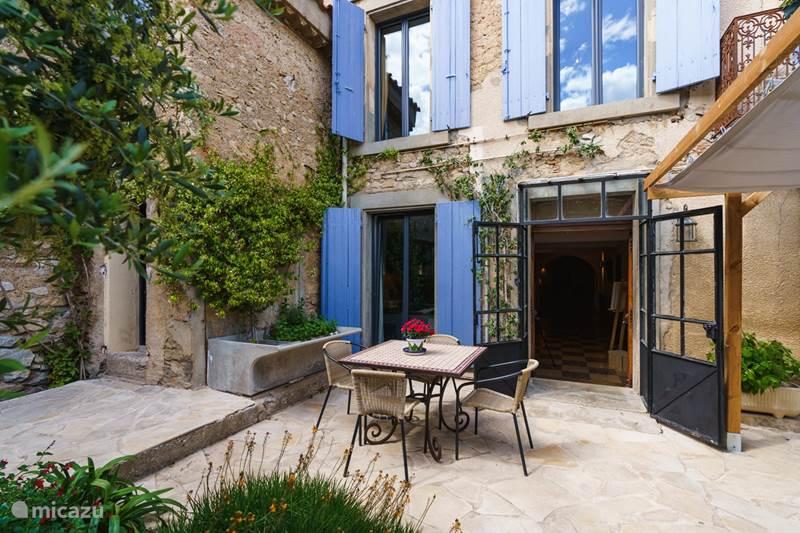 Vakantiehuis Frankrijk, Aude, Raissac-d'Aude Appartement App Qirinye,suite in 'Logement Onze'