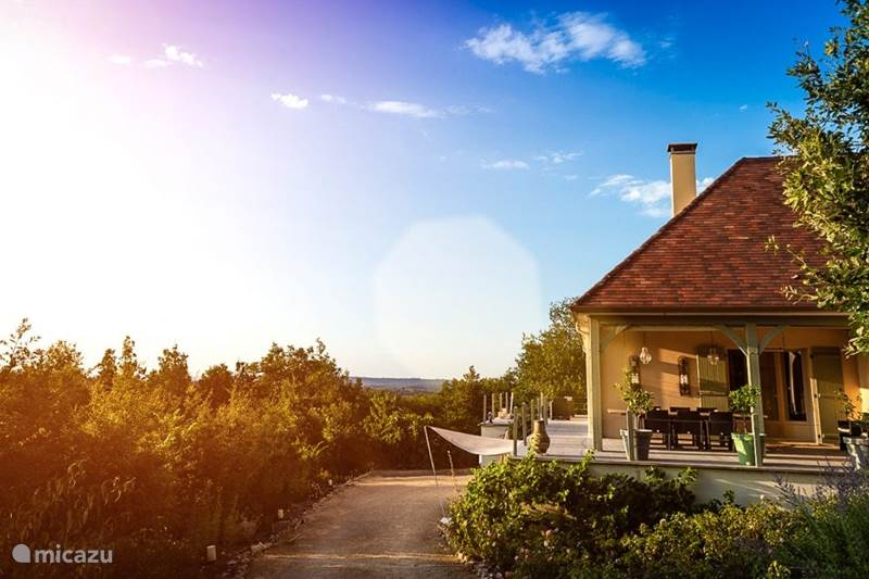 Vakantiehuis Frankrijk, Dordogne, Florimont-Gaumier Vakantiehuis Aux quatre Carillons