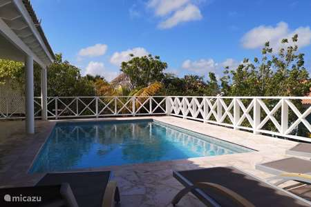 Vakantiehuis Curaçao, Banda Abou (west), Fontein villa Villa Alana